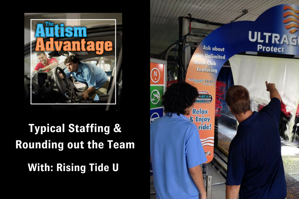 016 – Typical Staffing Needs & Rounding Out the Team | Rising Tide U